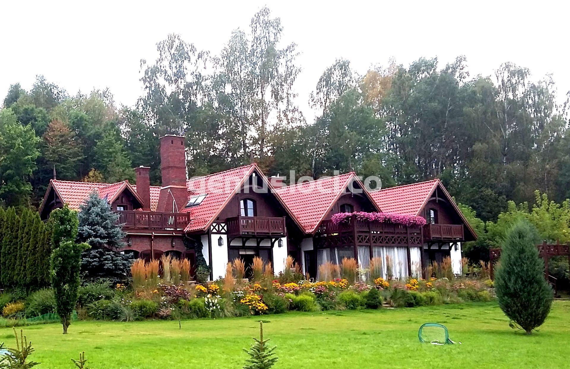Dom wBukwałdzie